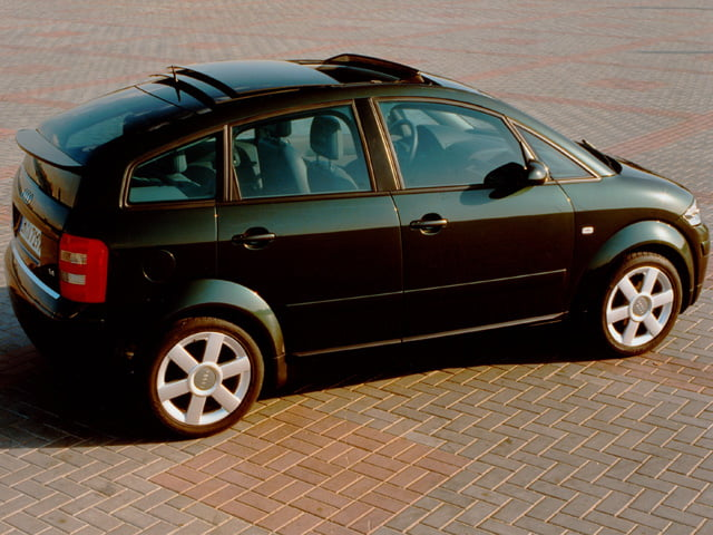 Real World Dream Barn: Audi A2