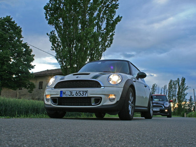 MINI Cooper S and John Cooper Works Clubman, Italy