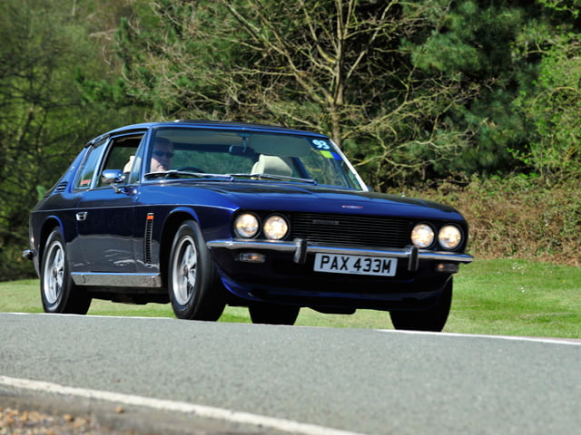 Real World Dream Barn: Jensen Interceptor