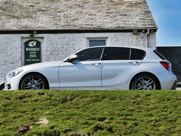 The Swift 1: PetrolBlog's 2013 review of the BMW M135i