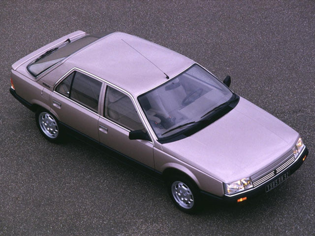 Whatever Happened To The Renault 25 Petrolblog