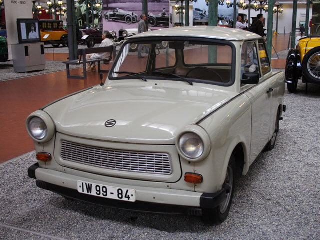 The Trabant 601