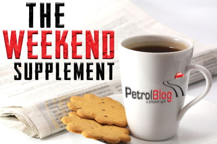 The Weekend Supplement on PetrolBlog