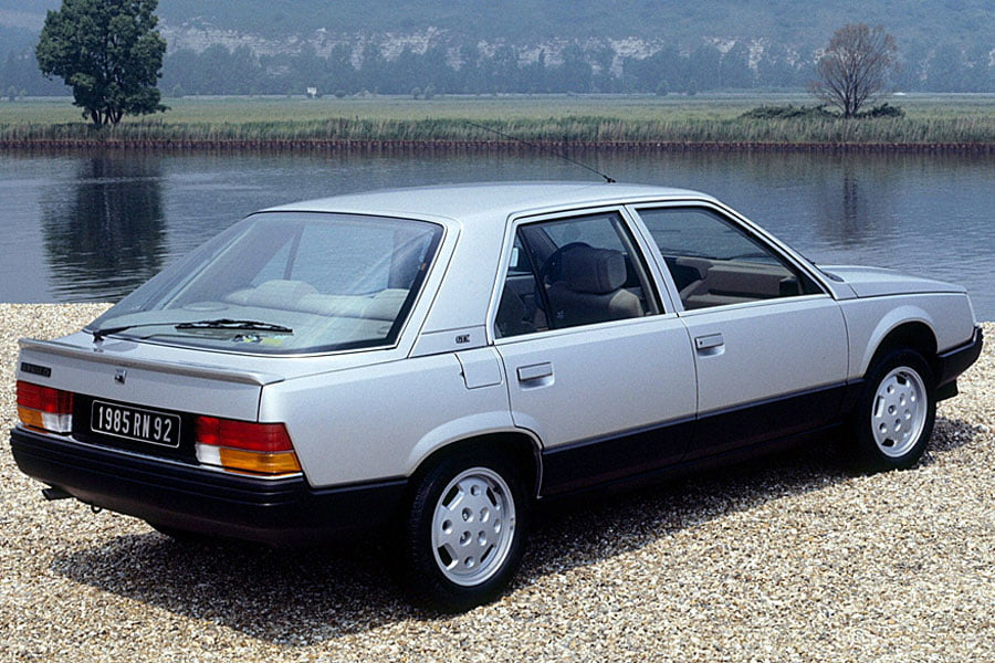 Whatever happened to: the Renault 25?