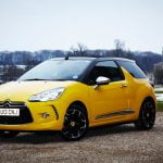 Corned Beef: Citroën DS3 Cabrio review