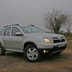Dacia Duster Laureate front