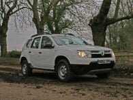 Dacia Duster Access 1.6 4×4 review on PetrolBlog