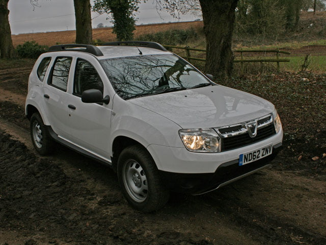 The Dacia Duster Access 1.6 4×4