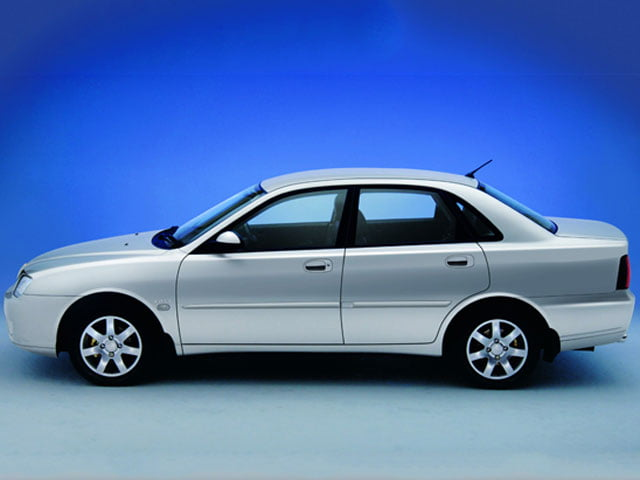 Old FART: Proton Impian side view