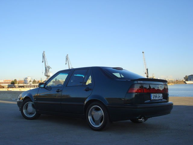 Regrets Saab 9000 Aero Petrolblog