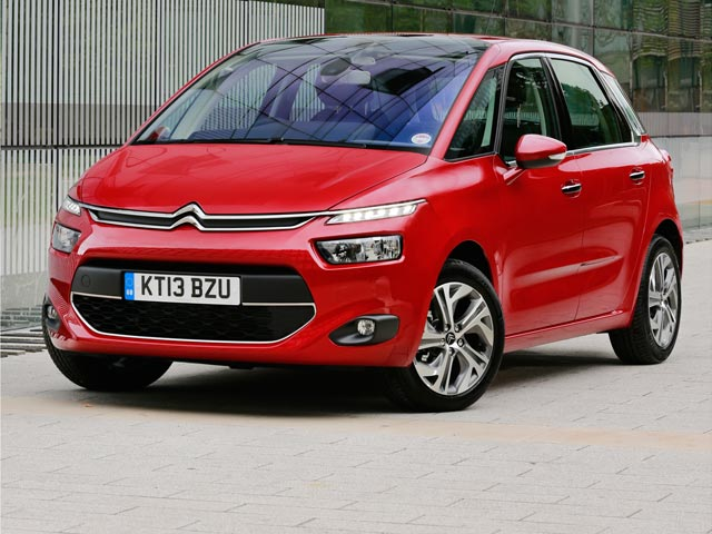 New 2013 Citroën C4 Picasso review on PetrolBlog