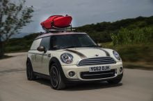 The MINI Clubvan Camper diaries on PetrolBlog