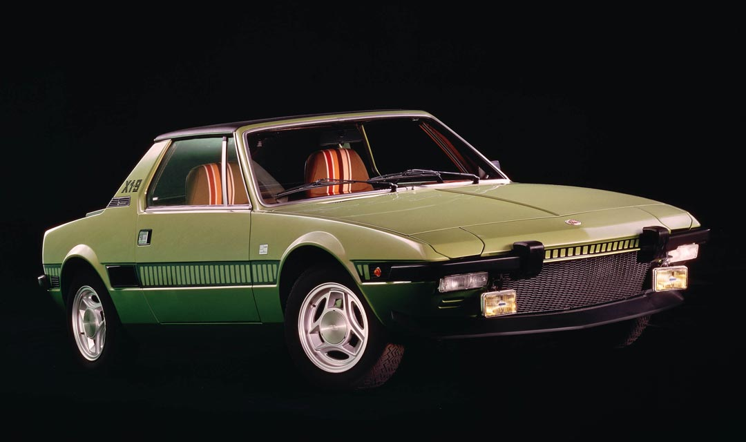 Real World Dream Shed: Fiat X1/9