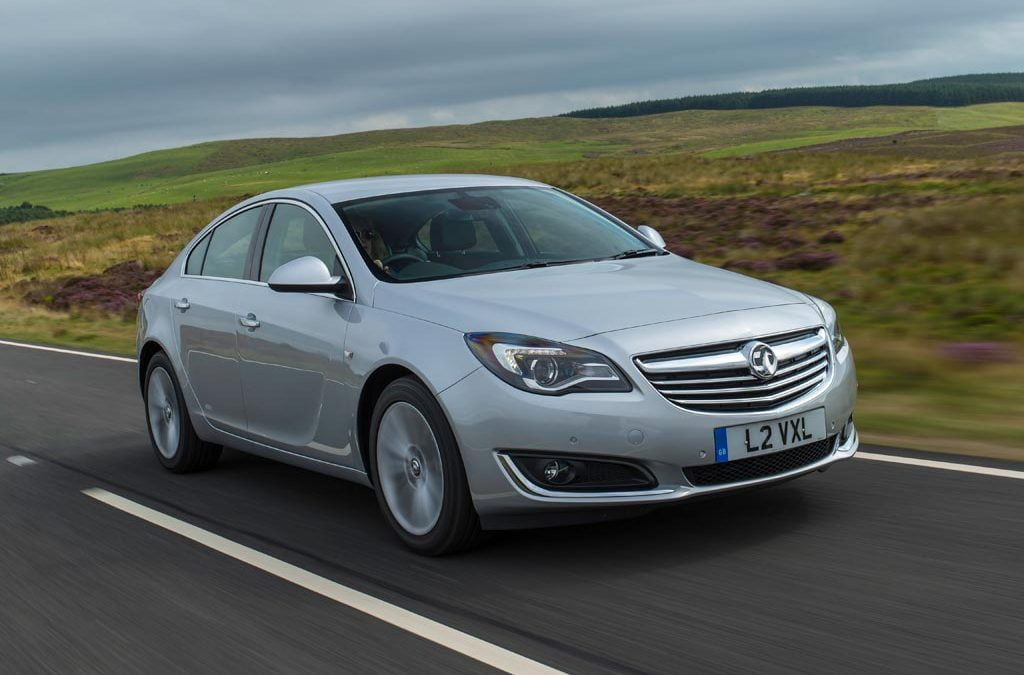 The new Vauxhall Insignia review on PetrolBlog