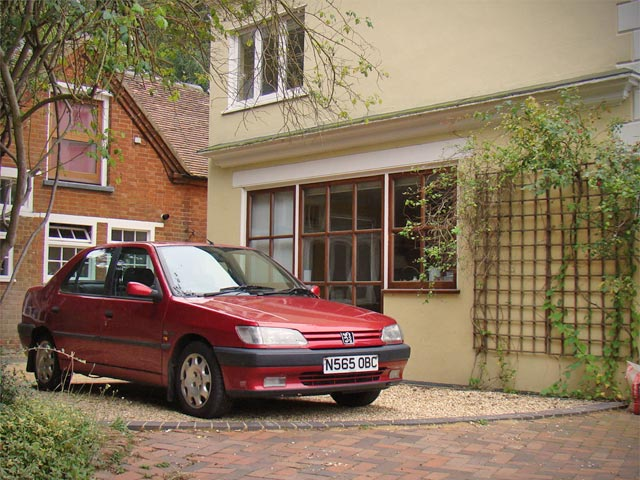Living with a Shatchback: Peugeot 306