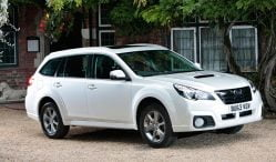 2014 Subaru Outback review