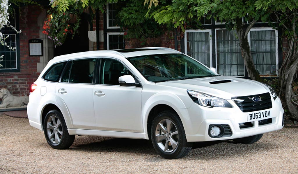 Country Estate Subaru Outback 20d Sx Lineartronic Petrolblog