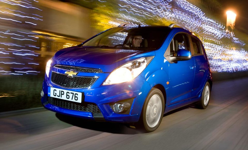 Britain's fastest car - Chevrolet Spark