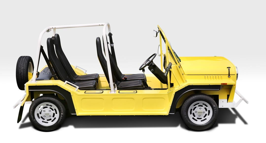 International Bright Young Thing: the 2014 Mini Moke