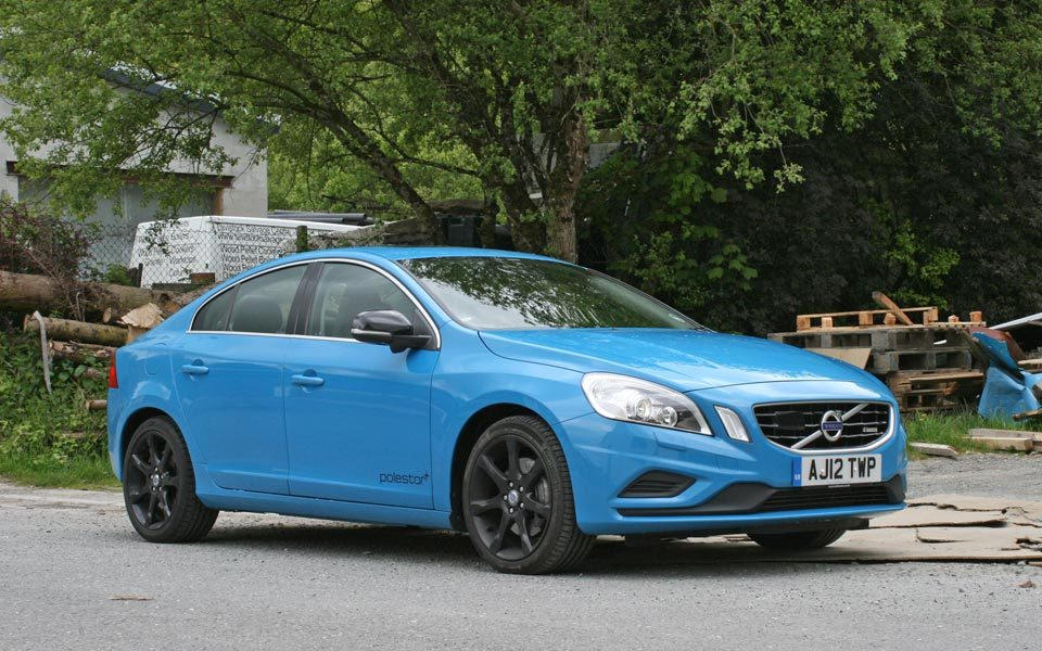 Volvo S60 T6 Polestar review