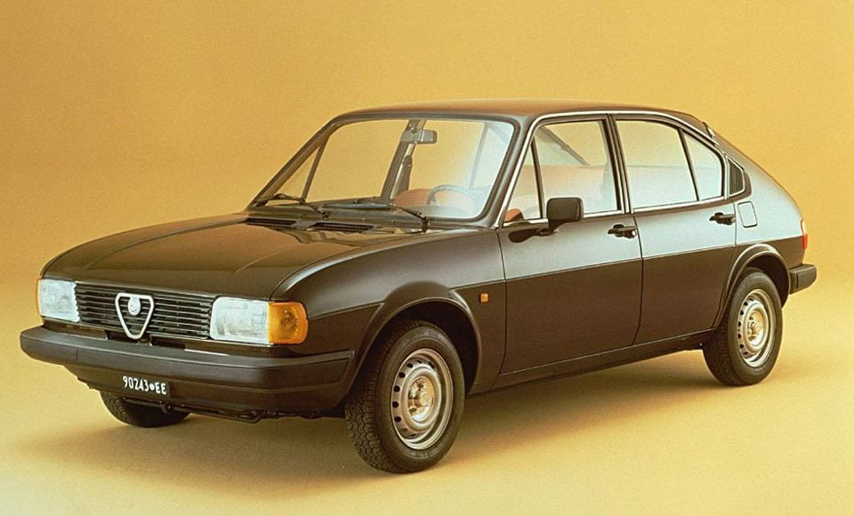 The Dacia Sudero? Alfasud
