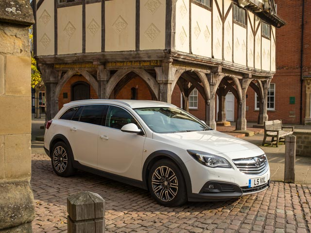 2013 Vauxhall Insignia Country Tourer