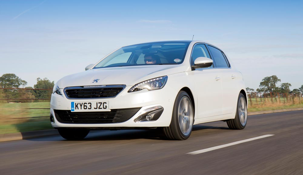 New 2014 Peugeot 308 Feline review