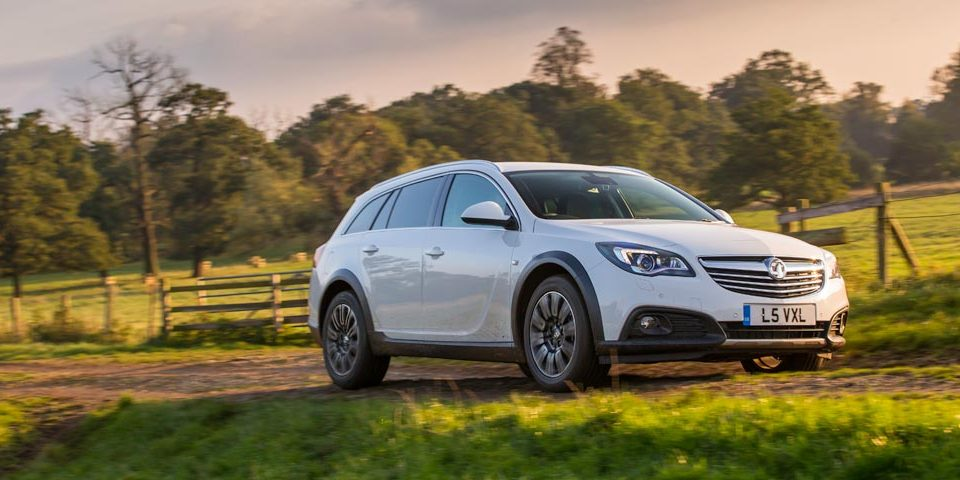 PetrolBlog review of the Vauxhall Insignia Country Tourer