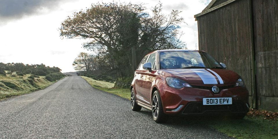 2013 MG3 3Style PetrolBlog review