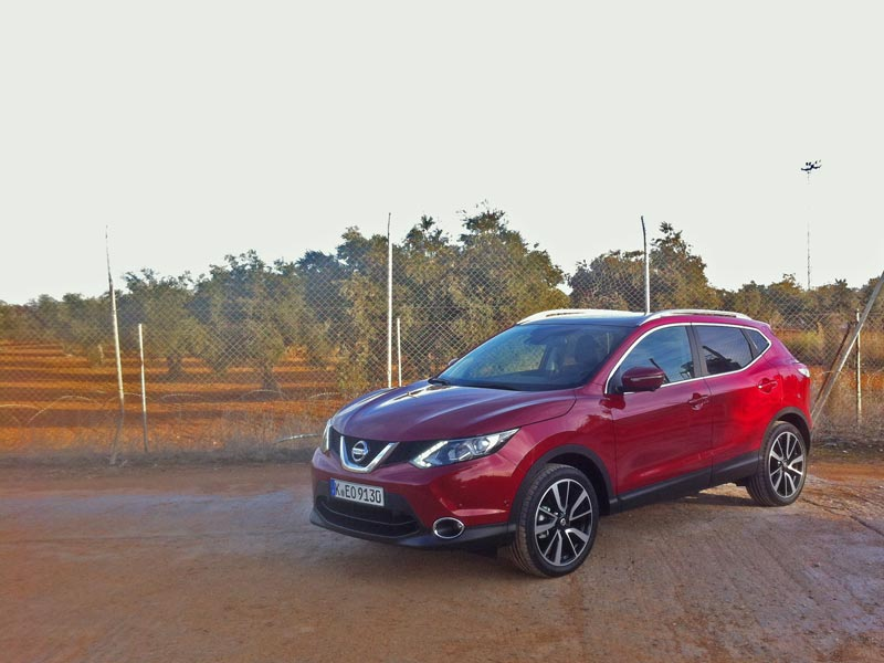 2014 Nissan Qashqai The Best Family Car You Won T Buy