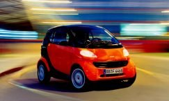 Car Confessional Smart Fortwo