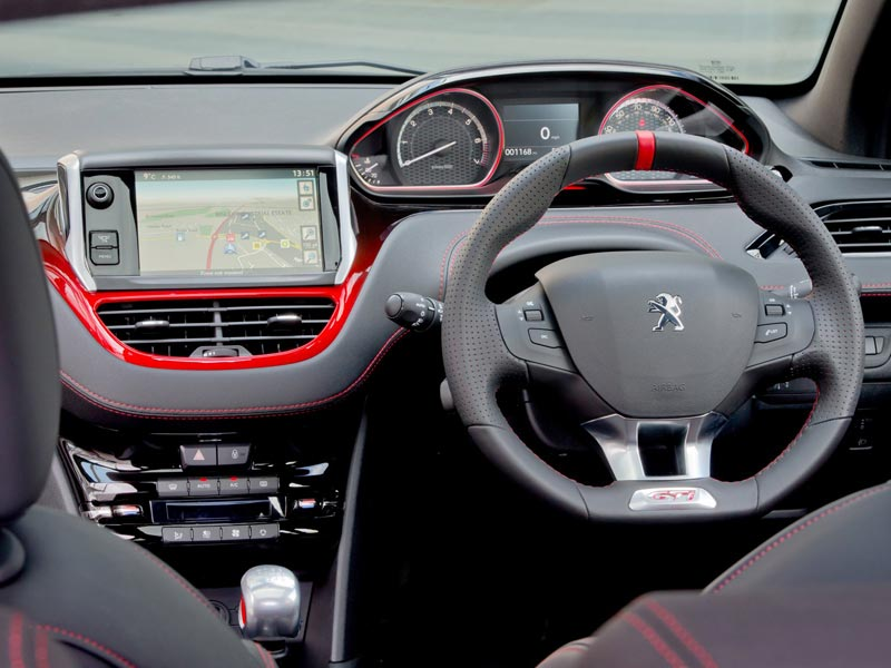 the hot hatch, remastered: peugeot 208 gti - petrolblog