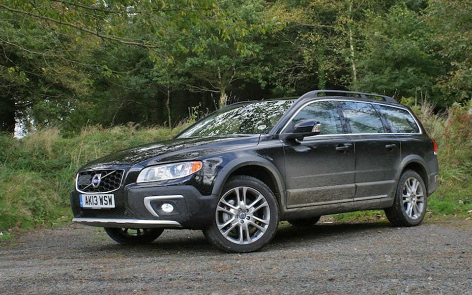 2014 Volvo XC70 review