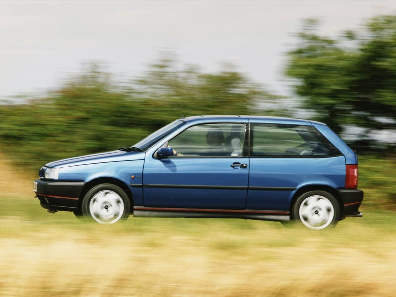 Reverting to Type: Fiat Tipo 16v - PetrolBlog