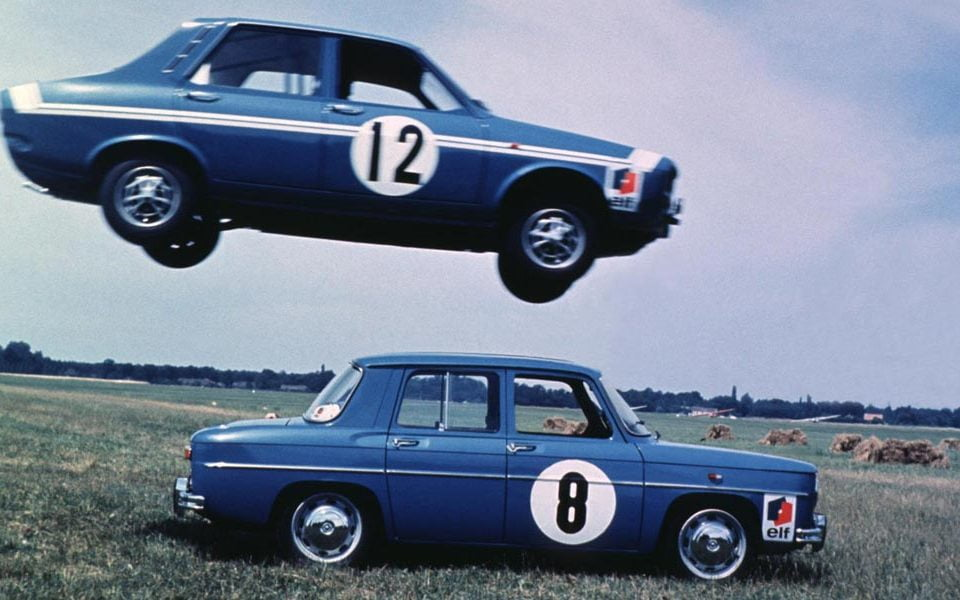 Are these the rarest French cars in Britain?