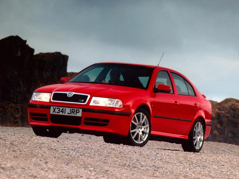 The Motoring World: Fifteen years ago, vRS badges were ...