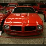 1973 Pontiac Trans Am Firebird at Haynes International Motor Museum