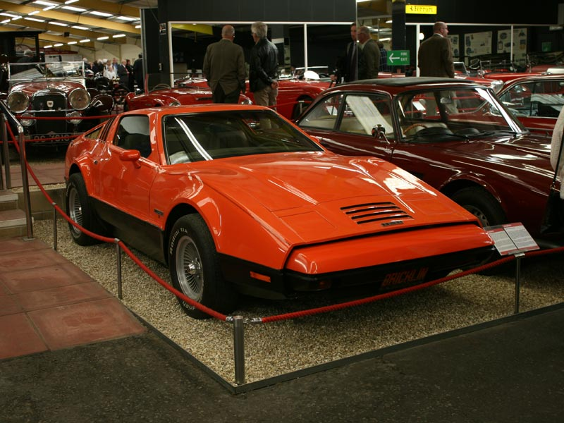 1975 Bricklin SV1 at Haynes International Motor Museum