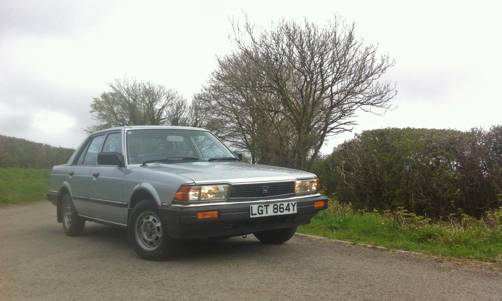 Fresh MOT for PetrolBlog Honda Accord