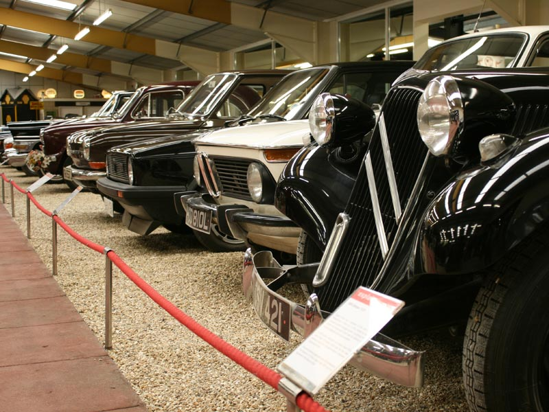 PetrolBlog classics at Haynes International Motor Museum