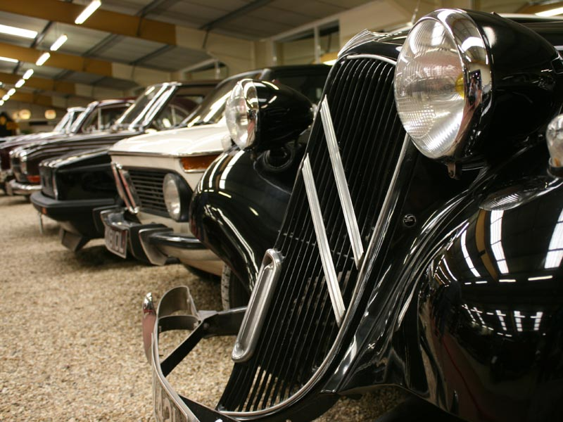 PetrolBlog gems at Haynes International Motor Museum