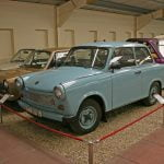 Trabant at Haynes International Motor Museum