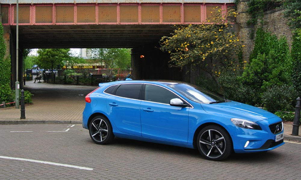 Volvo V40 T5 R-Design review on PetrolBlog