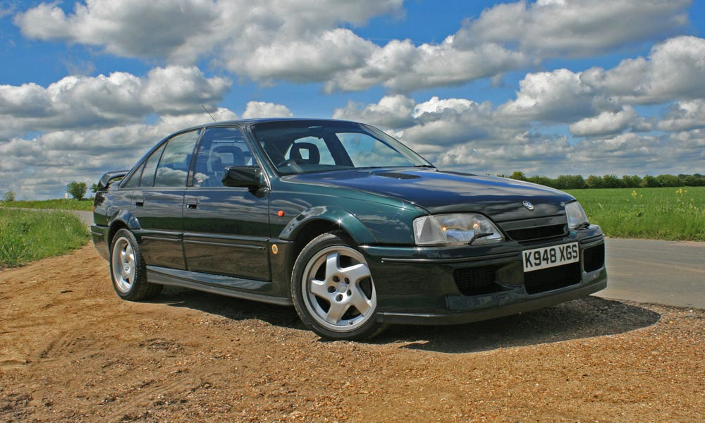 Lotus Carlton on PetrolBlog