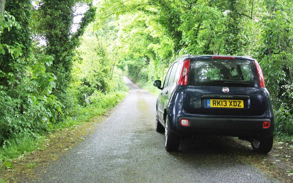 PetrolBlog review Fiat Panda Lounge TwinAir