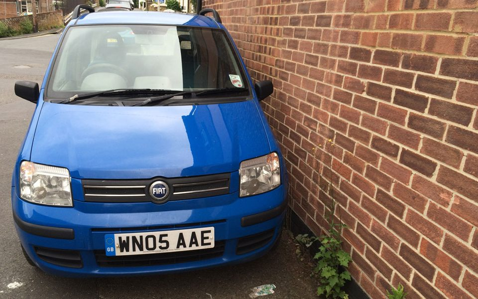 Fiat Panda Dynamic AirCon on PetrolBlog