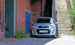 2014 Citroen C1 parked in Coventry