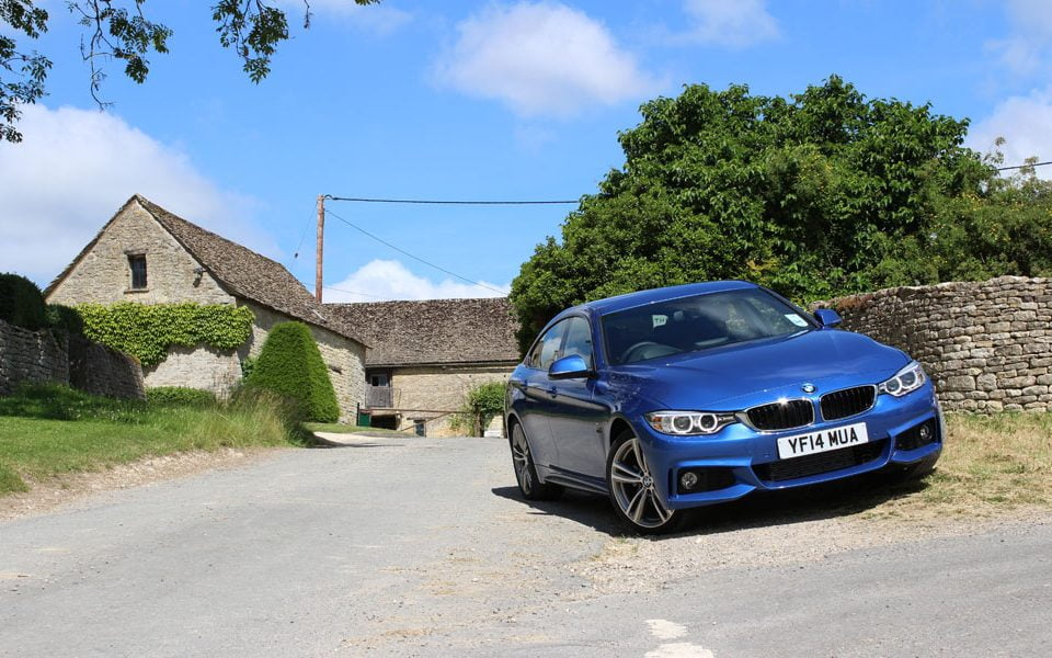 BMW 4 Series Gran Coupe new car review