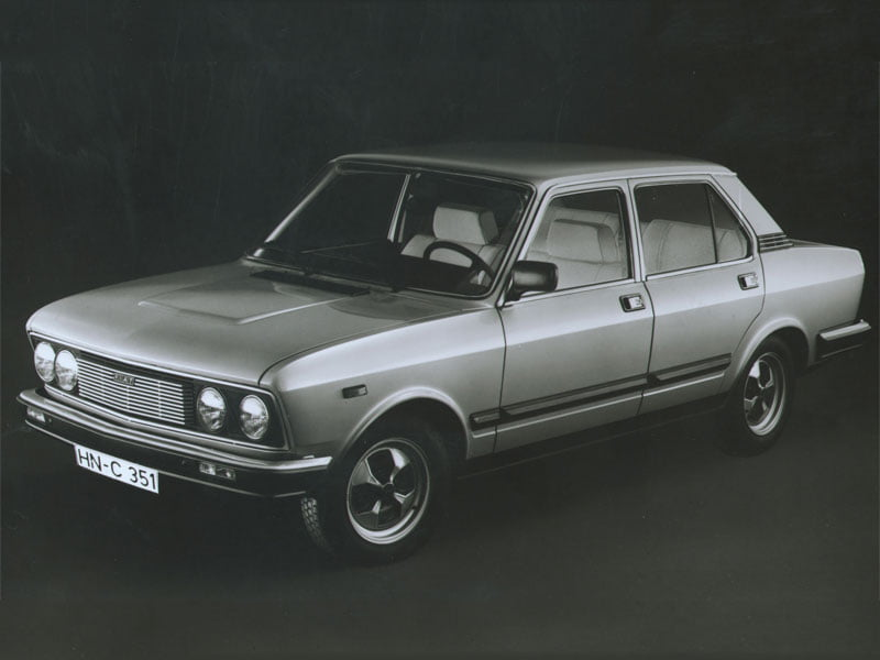 Whatever Happened To The Fiat Argenta Petrolblog