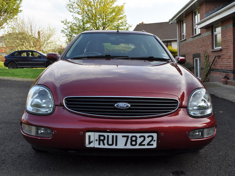 1998 Ford Scorpio Ultima 2.3 16v Estate & Beautifully ugly: Ford Scorpio Ultima estate - PetrolBlog markmcfarlin.com